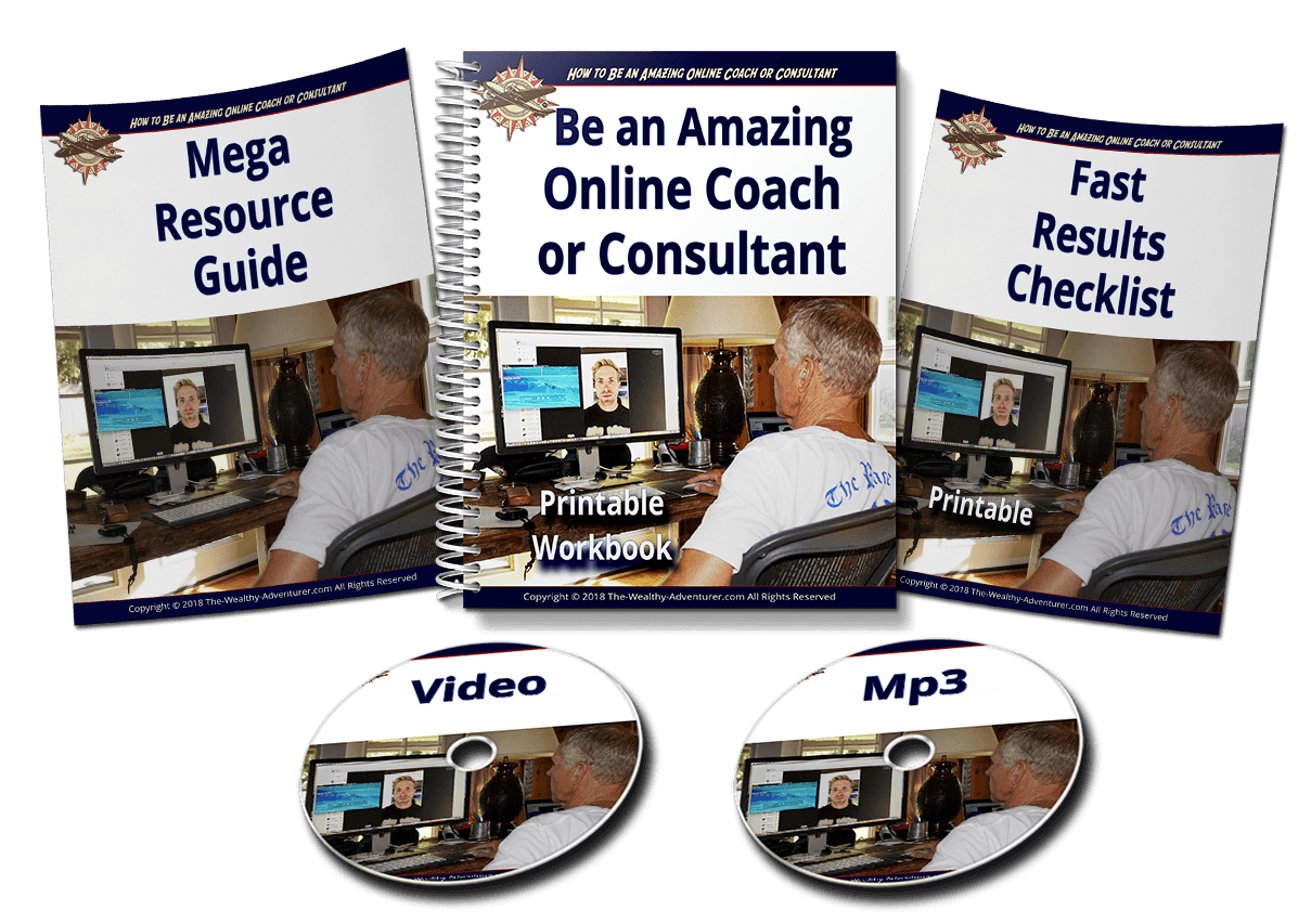 Be an Amazing Online Coach or Consultant