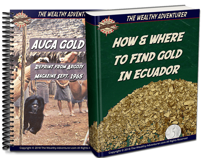 How and Where to Find Gold in Ecuador