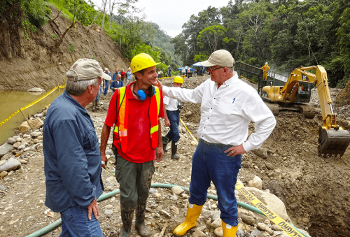 Where to Find Gold in Ecuador