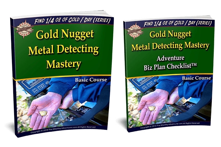Gold Nugget Metal Detecting Mastery