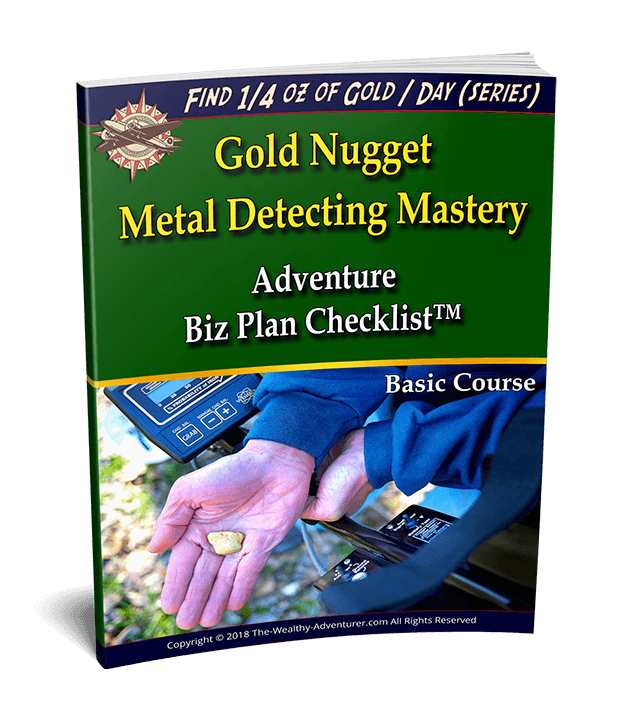 Gold Nugget Metal Detecting