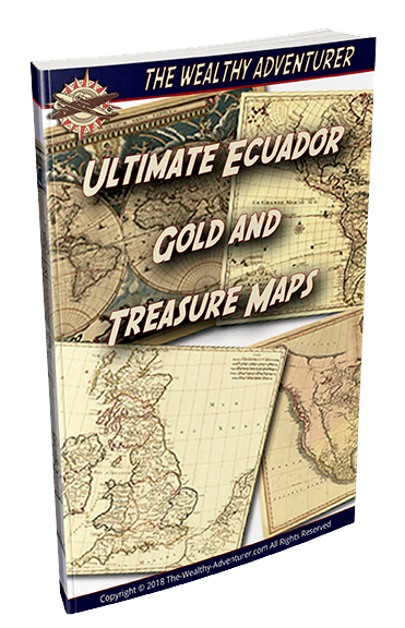 Treasure Gold Map