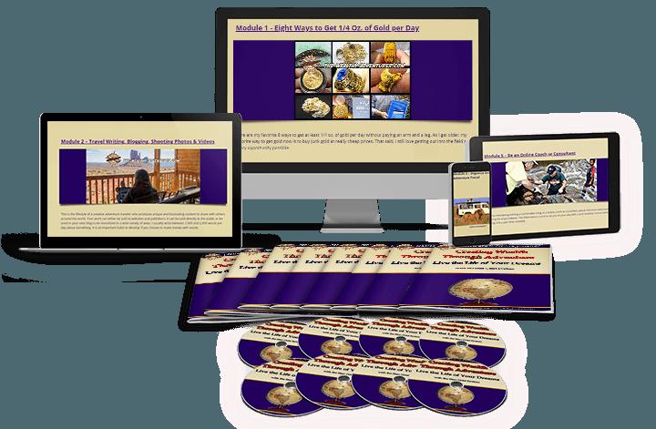 Creating Wealth Through Adventure