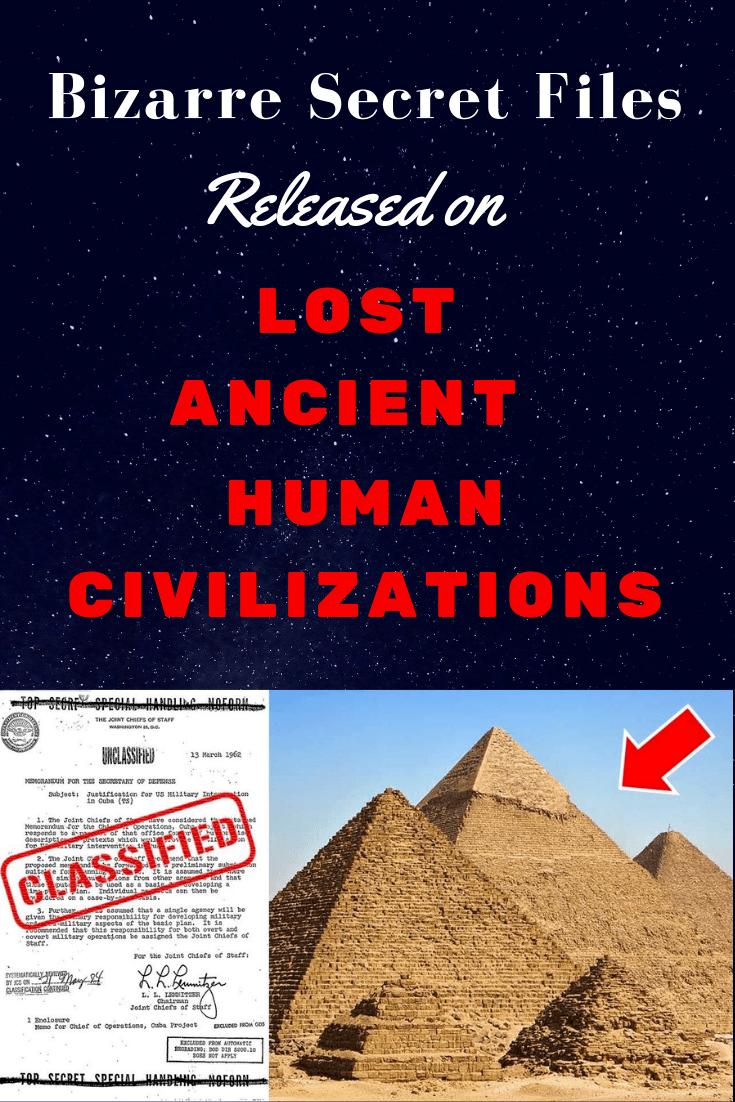 Lost Ancient Human Civilizations