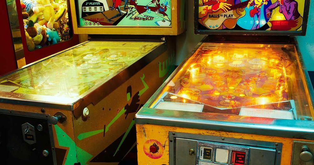 The Pinball Wizard