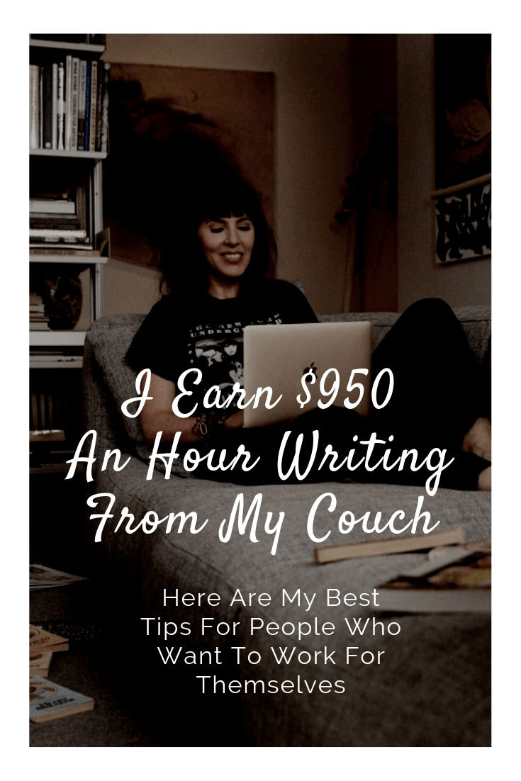 Writing From My Couch