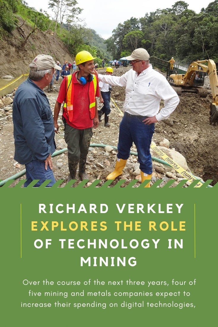 Richard Verkley and Stan Grist