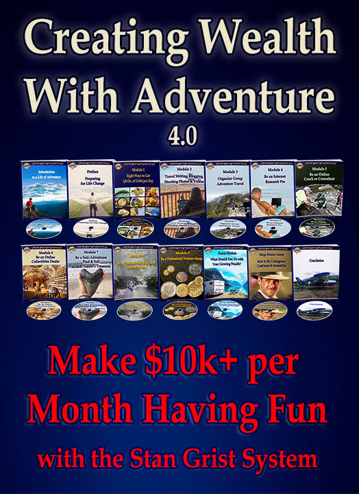 How to Creating Wealth with Adventure