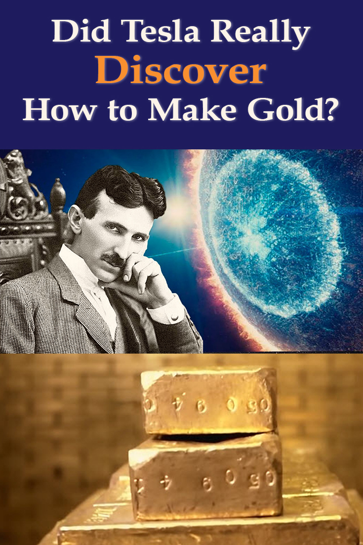 Did Tesla Really Discover How to Make Gold