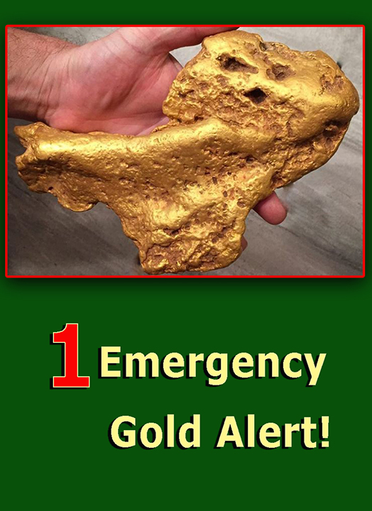 Emergency Gold Alert