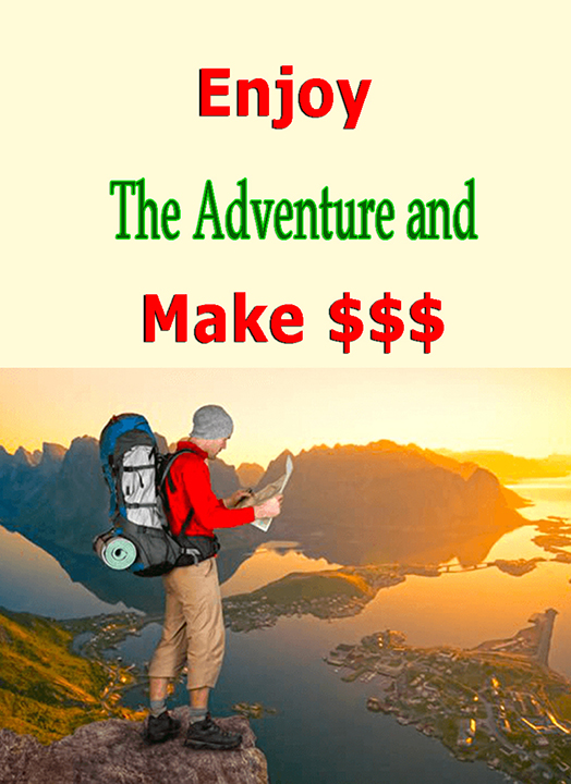The Adventure & Make Money
