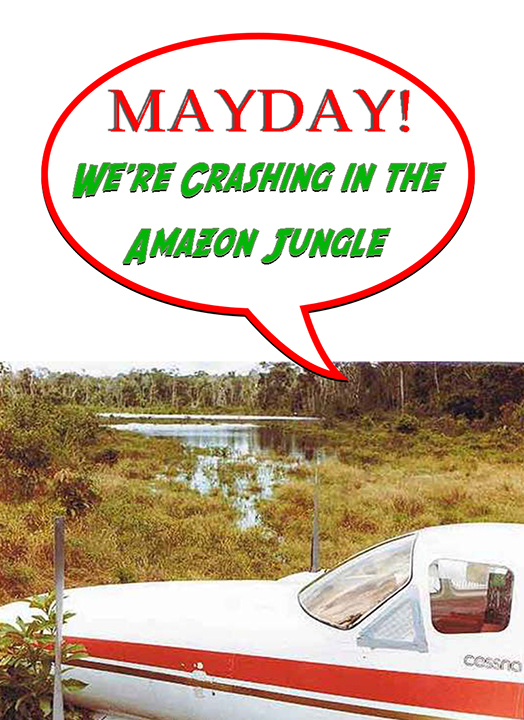 MAYDAY, the Amazon Jungle, gold