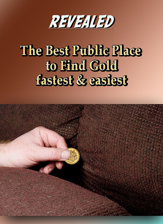 The Best Public Place to Find Gold