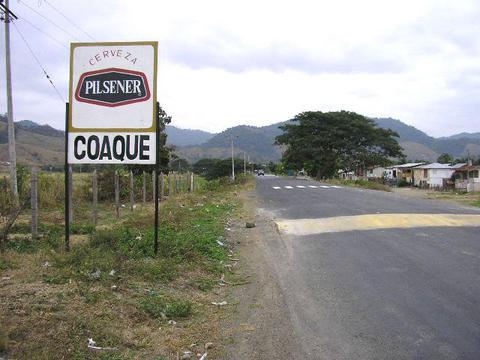 Coaque-Entrance